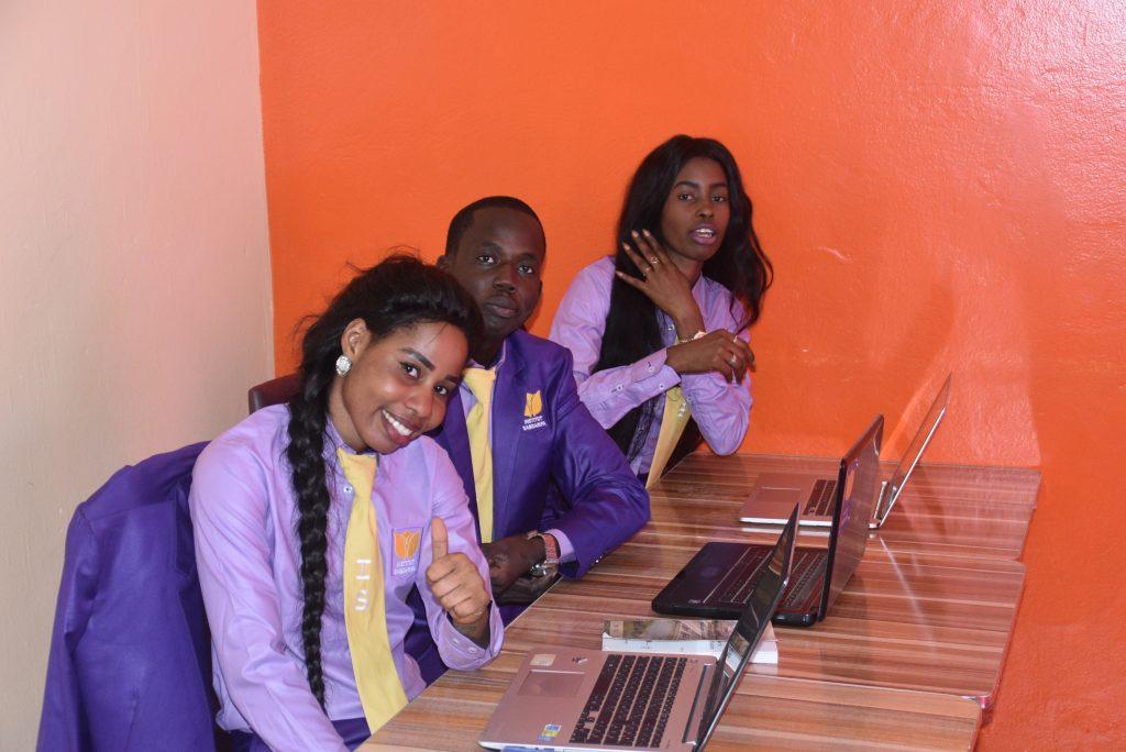 des étudiants Institut Sabdarifa